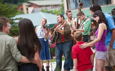 Smoky Mountain Tunes & Tales @ Gatlinburg | Tennessee | United States