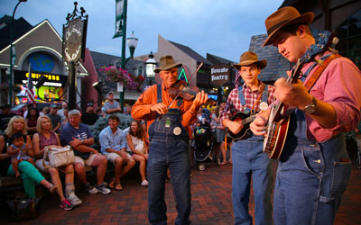 Smoky Mountain Tunes & Tales: Click for event info.