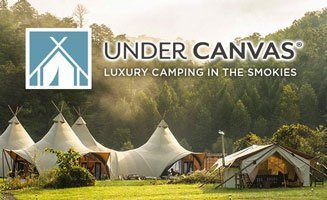 Luxury Camping In The Smoky Mountains