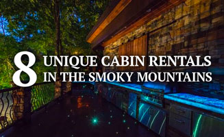 8 Spectacular Cabin Rentals With Unique Amenities: Click to read more.