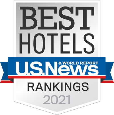 Best Hotels US News & World Report Rankings 2021