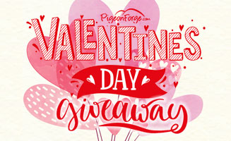Valentine's Day Giveaway 2017: Click to read more.