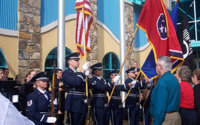 Veterans Day Celebration: Click for event info.
