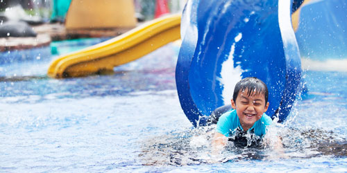 Hotels With Water Parks: Click to visit page.