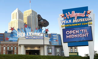 Hollywood Wax Museum Celebrates Grand Opening: Click to read more