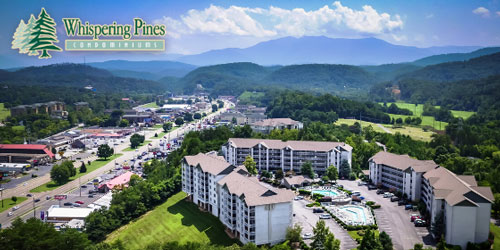 Ad - Whispering Pines: Click to visit website