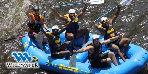Ad - Wildwater Rafting: Click to visit website