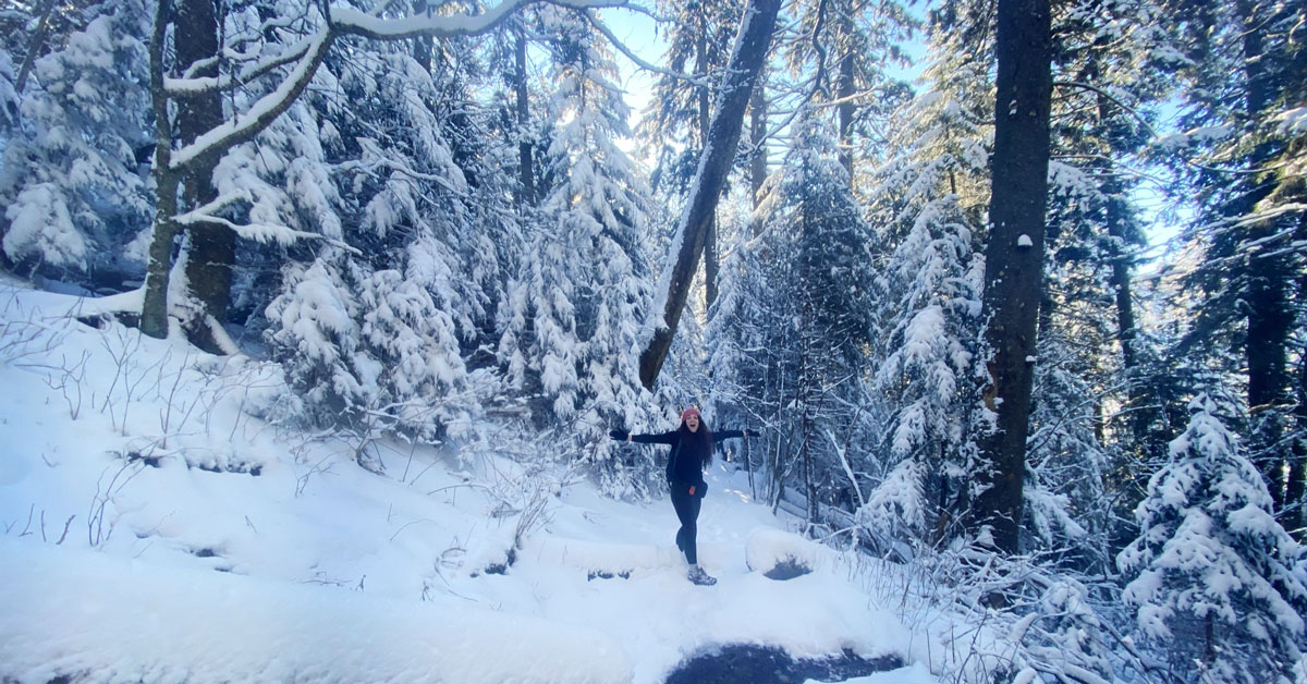 Click to open Winter Hiking Tips For The Great Smoky Mountains post