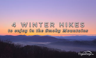 4 Winter Hikes to Enjoy in the Smokies: Click to read more