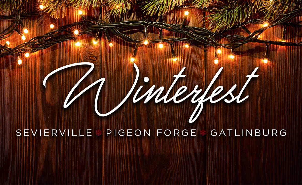 Pigeon Forge Winterfest Kickoff Events Trolley Tours