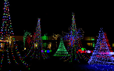 Gatlinburg Christmas 2020 Winterfest Lights In Pigeon Forge and Gatlinburg 2020