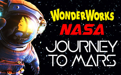 NASA Journey To Mars: Click for event info.