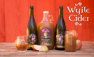 Wyile Cider Barn at Foxfire Mountain: Click to read more.