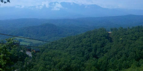 Pigeon Forge Zip Lines: Click to visit page.