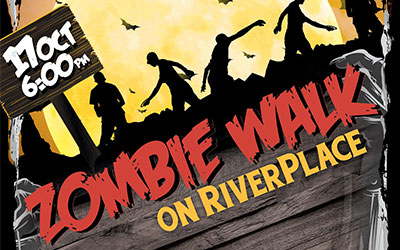 MonsterMash Zombie Walk: Click for event info.